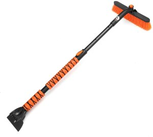 MATCC car snow brush, snow brushes for car, snow brush for car
