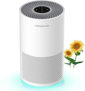 air purifiers megawise smart air purifier