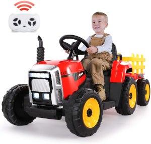 metakoo ride on tractor