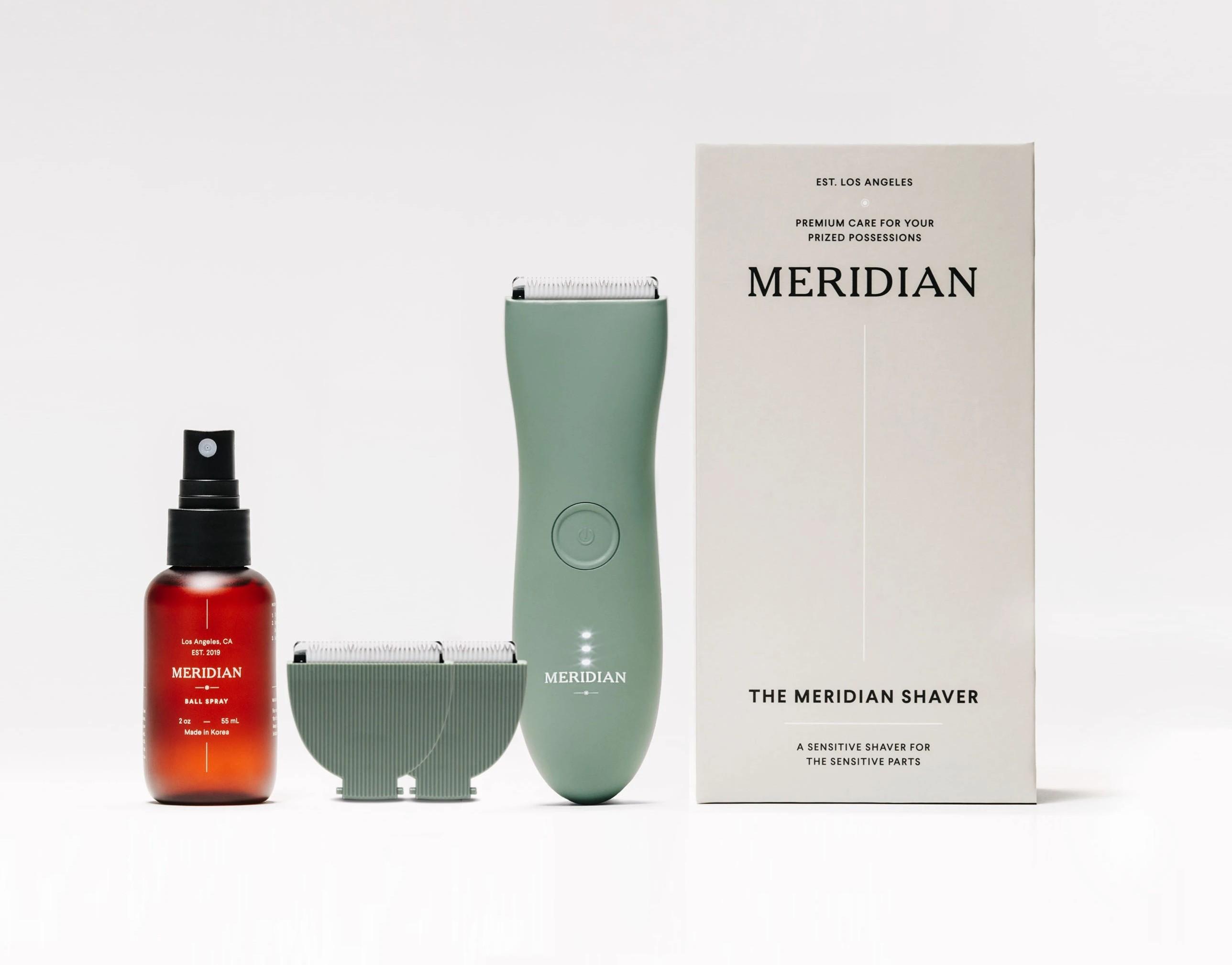 Meridian Grooming Maintenance Package