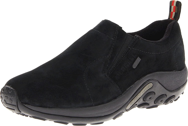Merrell Men's Jungle Moc Waterproof Slip-On Shoes; best waterproof sneakers