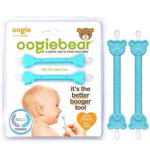 Oogiebear The Safe Baby Nasal Booger and Ear Cleaner