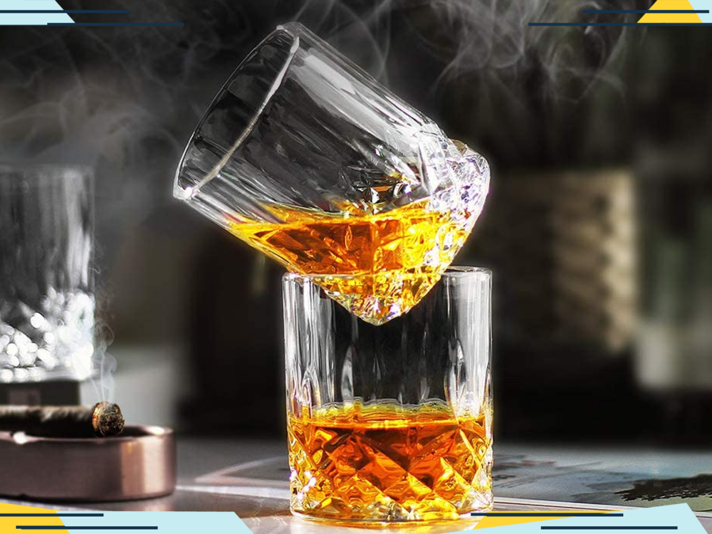 The Best Whiskey Deserves the Best Whiskey Glass: These Are the Ones to Get