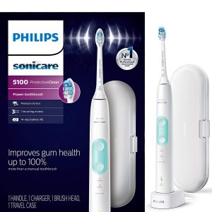 Philips Sonicare 5100 toothbrush, best electric toothbrush