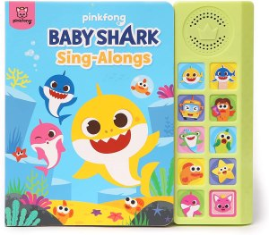 best toys for toddlers pinkfong baby shark sing along