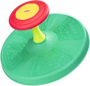 best toddler toys playskool sit n spin