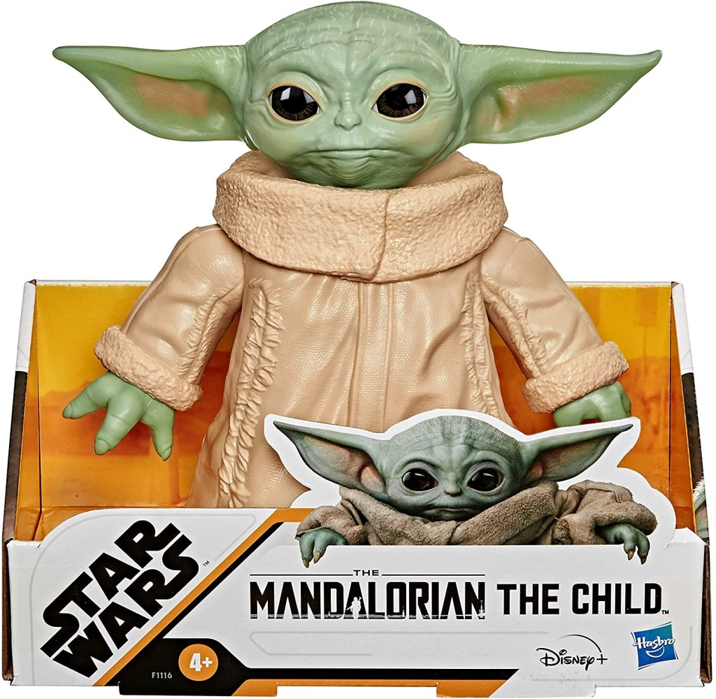 STAR WARS THE CHILD 6.5-INCH POSABLE ACTION FIGURE