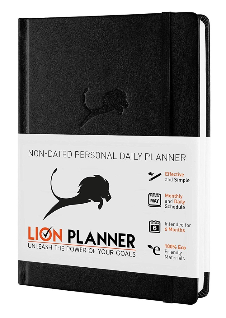 Power Place Daily Planner
