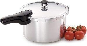 instant pot vs pressure cooker presto 8