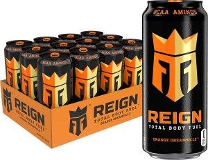 best energy drink reign