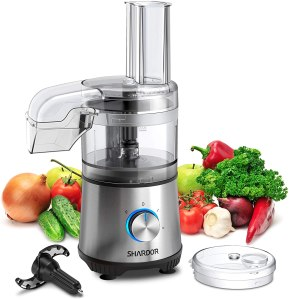 best food processor shador