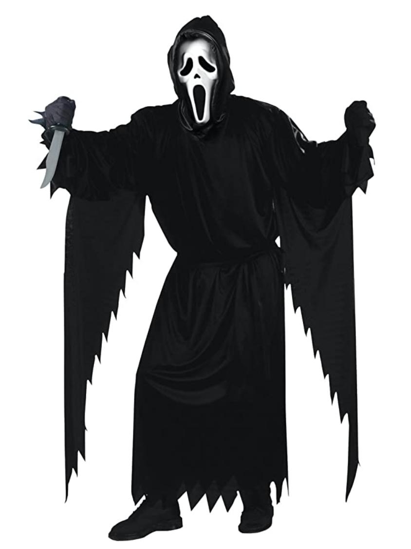Scream halloween costumes for men