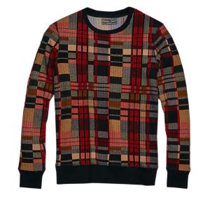 Paisley & Gray Slim Fit Crew Neck Sweater