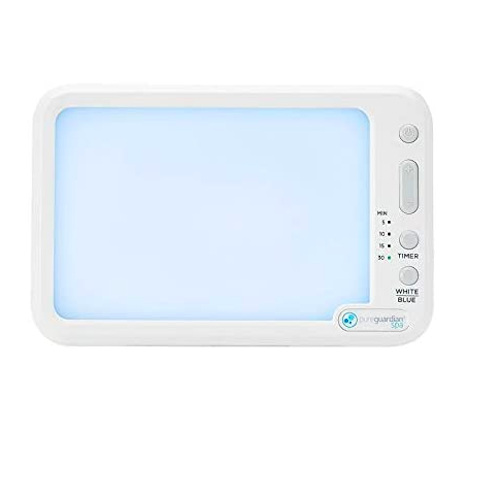 PureGuardians Customizable Blue or White Light Therapy