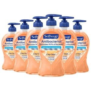 antibacterial soap softsoap