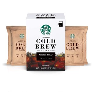 steeped coffee starbucks cold