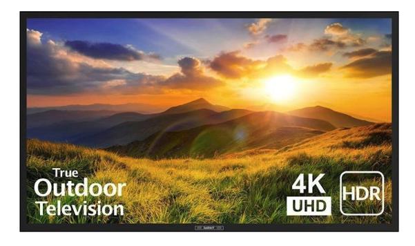 outdoor tv sunbrite tv signature series