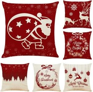 christmas pillows sunnyglade