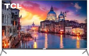 TCL 55 Class 6-Series Smart TV