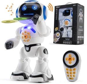top race dancing robot, best robot toys