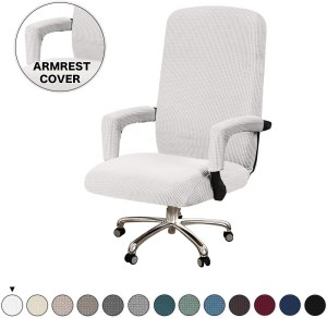 office chair covers turquoize