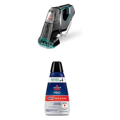 carpet spot cleaner bissell pet stain eraser powerbrush