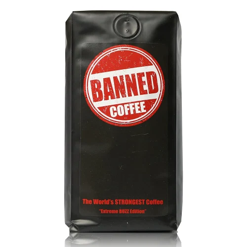 strongest coffee in the world banned coffee