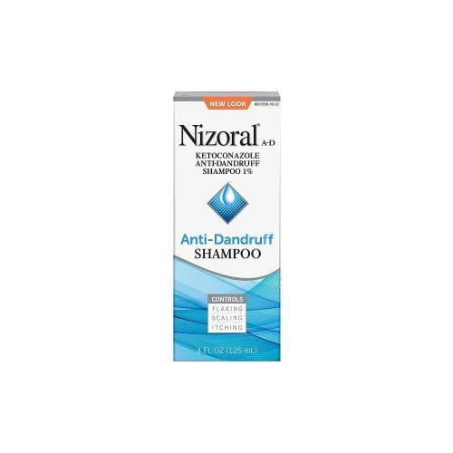 Nizoral A-D Anti-Dandruff Shampoo; best dandruff shampoo
