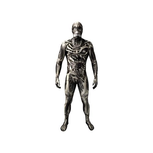 halloween costumes for men monster skull and bones