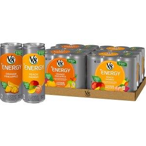 best energy drink v8 energy