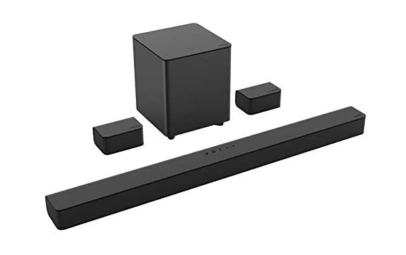vizio wireless soundbar