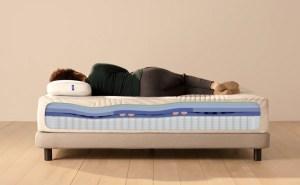 casper wave hybrid mattress, best mattress for back pain
