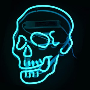 zodz glowing skull
