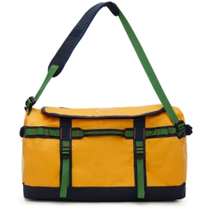 Brain Dead Yellow The North Face Edition Small Basecamp Duffle Bag