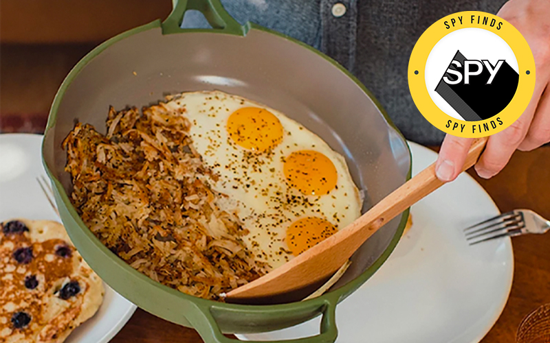 """The Our Place """"Always Pan"""" is The Non-Stick Cookware Everyone Needs In Their Life"""
