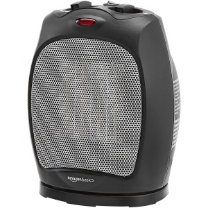 AmazonBasics Oscillating Ceramic Heater