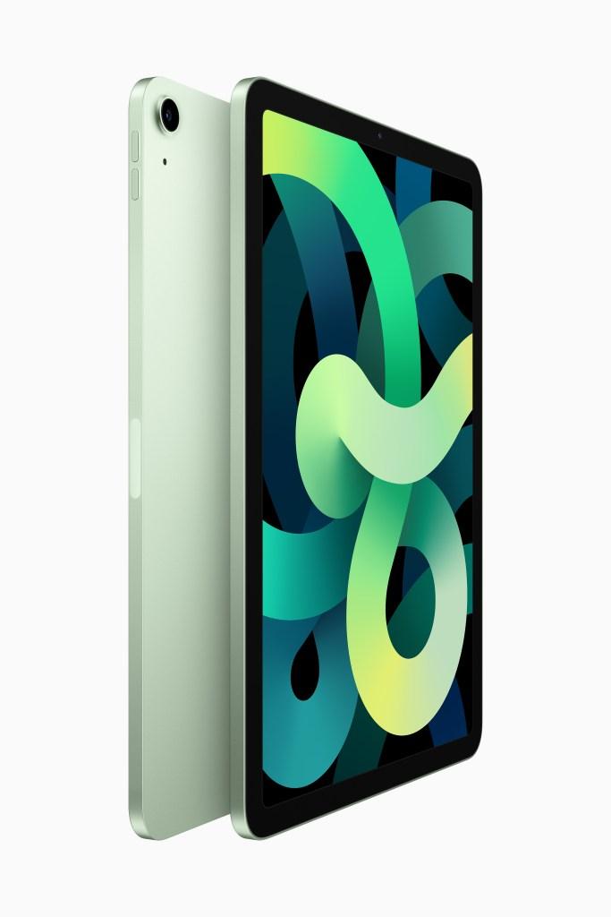 Green iPad Air