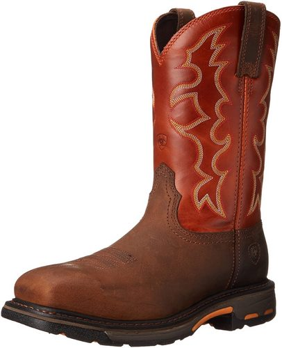 Ariat western work boot