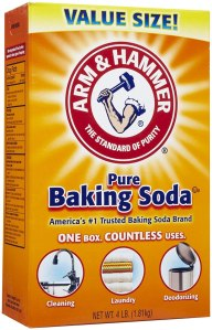 arm & hammer baking soda, how to clean granite countertops