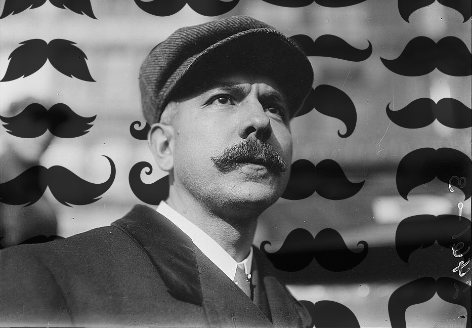Mustache styles images