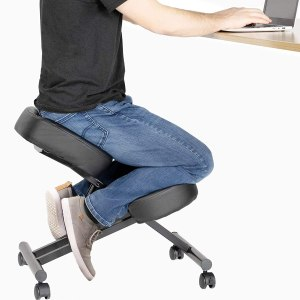 ergonomic kneeling chair, kneeling chair