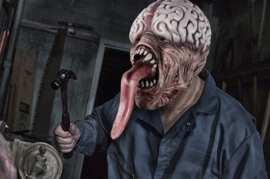 molezu Horror Long Tongue Brain Burst Costumes