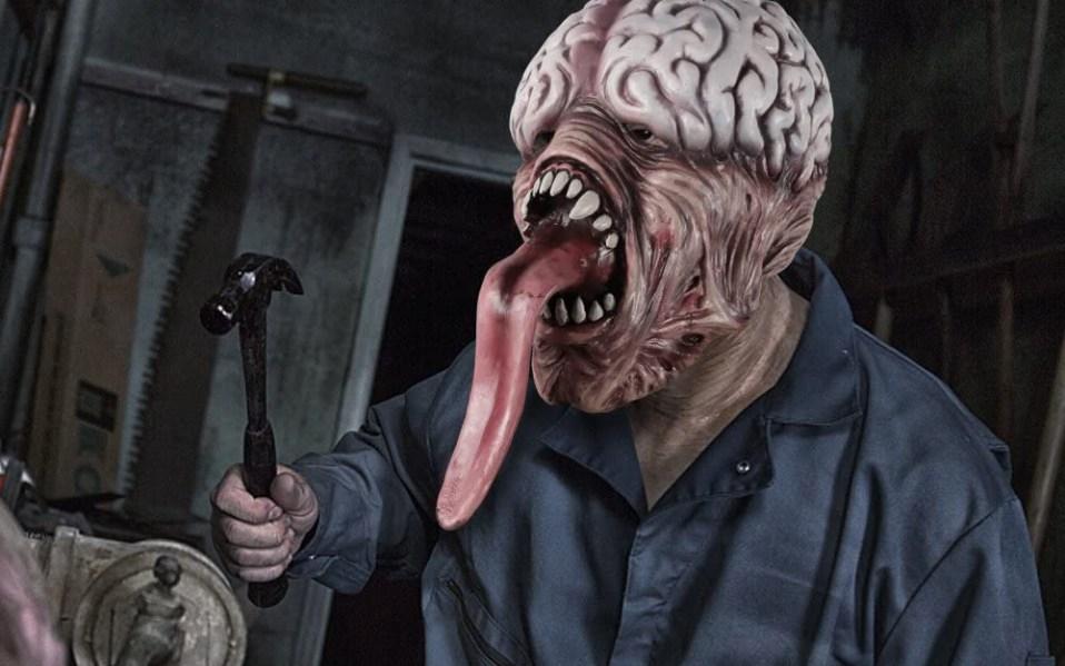 molezu Horror Long Tongue Brain Burst