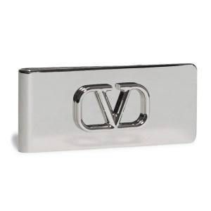 Valentino Vlogo Money Clip