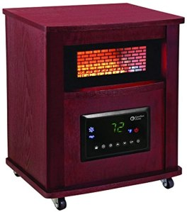 comfort zone infrared heater