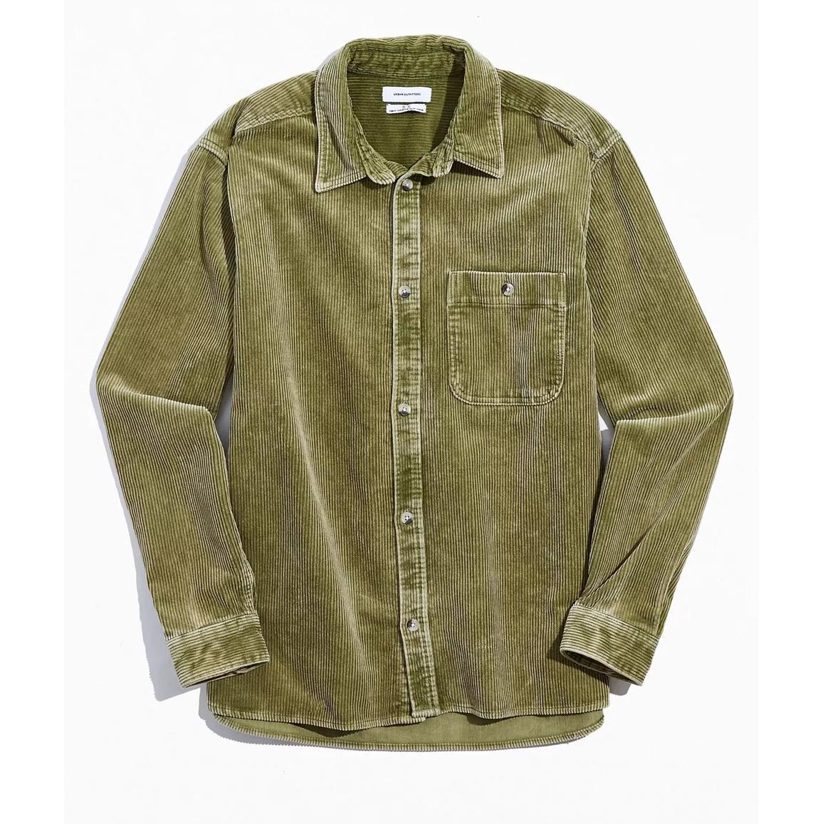 UO Big Corduroy Work Shirt