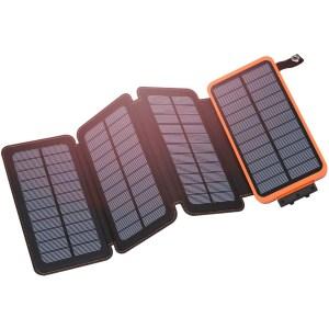 Hiluckey Solar Charger 25000mAh
