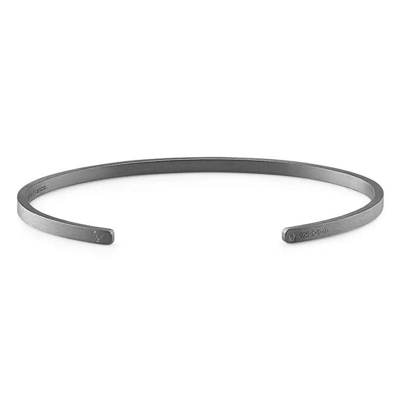 Le Gramme 7G Sterling Silver Cuff Bracelet