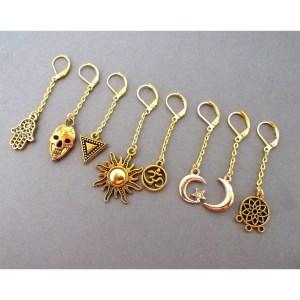 AlexMenJewelry Dangle Earrings