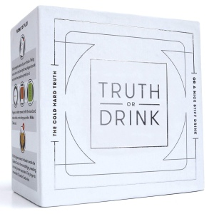 Truth or Drink Drinking Card Game